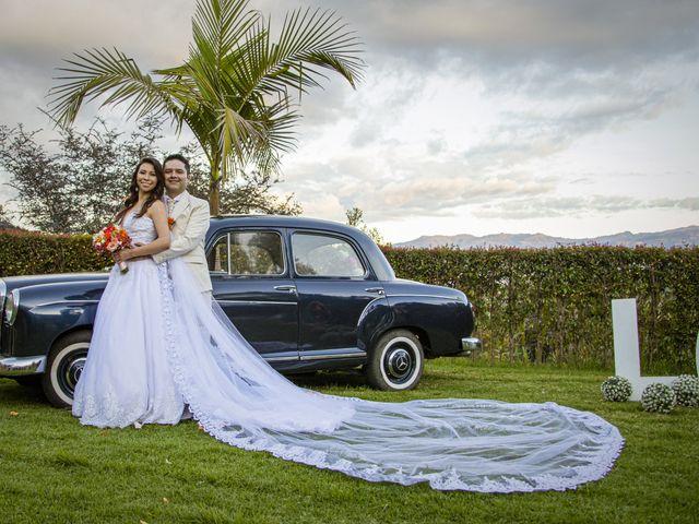 El matrimonio de Jaime y Mayra en Tibasosa, Boyacá 40