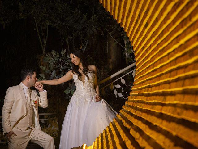 El matrimonio de Mayra y Jaime