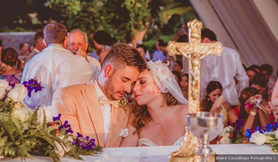 Matrimonio Simbolico En Santa Marta : El matrimonio de mario y sara en santa marta magdalena