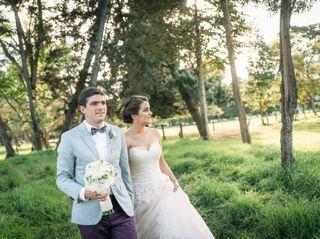El matrimonio de Natalia y Juan Francisco