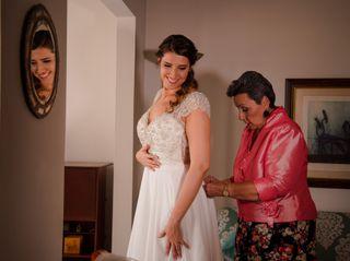 El matrimonio de Olga y Felipe 1