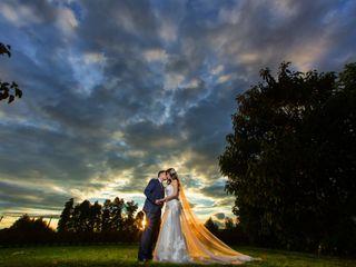 El matrimonio de Andrea y Daniel