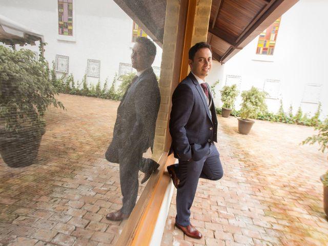 El matrimonio de Daniel y Andrea en Bogotá, Bogotá DC 4
