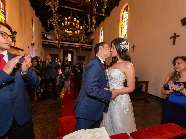 El matrimonio de Daniel y Andrea en Bogotá, Bogotá DC 17