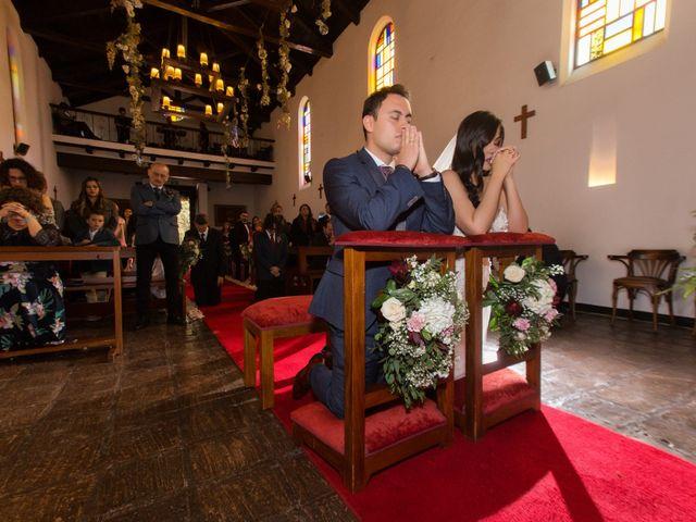 El matrimonio de Daniel y Andrea en Bogotá, Bogotá DC 18