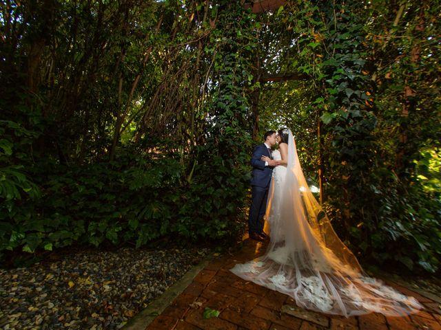 El matrimonio de Daniel y Andrea en Bogotá, Bogotá DC 21