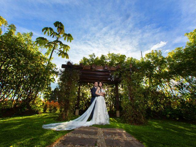 El matrimonio de Daniel y Andrea en Bogotá, Bogotá DC 22