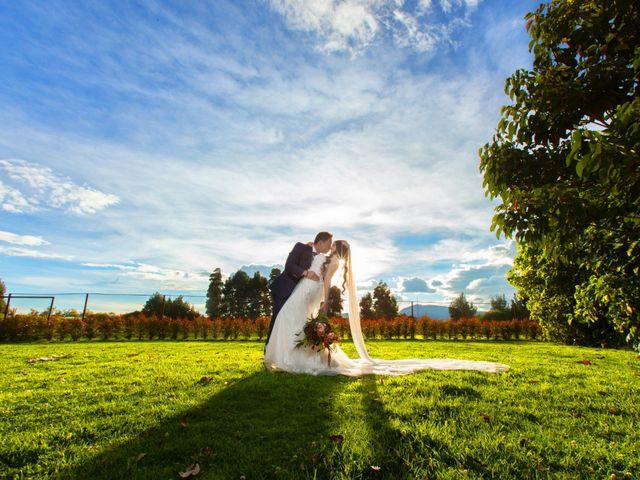 El matrimonio de Daniel y Andrea en Bogotá, Bogotá DC 1