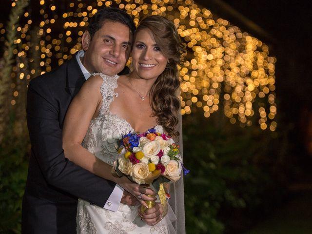 El matrimonio de Natalia y Jose Joaquín