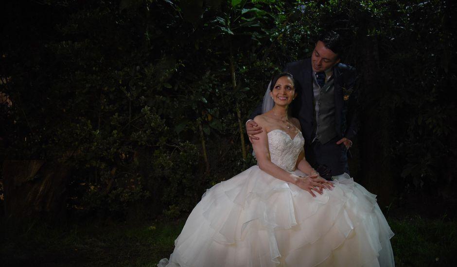 El matrimonio de Frank y Derly en Bogotá, Bogotá DC