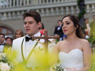 El matrimonio de Stephany y Nicolas