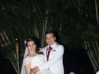 El matrimonio de Mónica y John 1
