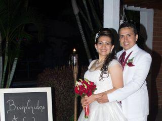 El matrimonio de Mónica y John 2