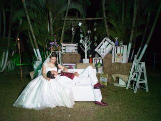 El matrimonio de Mónica y John 3