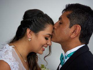 El matrimonio de Sol y Diego 1
