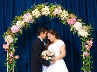 El matrimonio de Susana y Jhon David