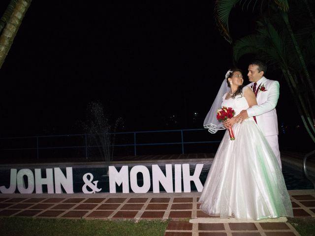 El matrimonio de John y Mónica en Cali, Valle del Cauca 6