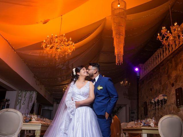 El matrimonio de Milena y Alejandro