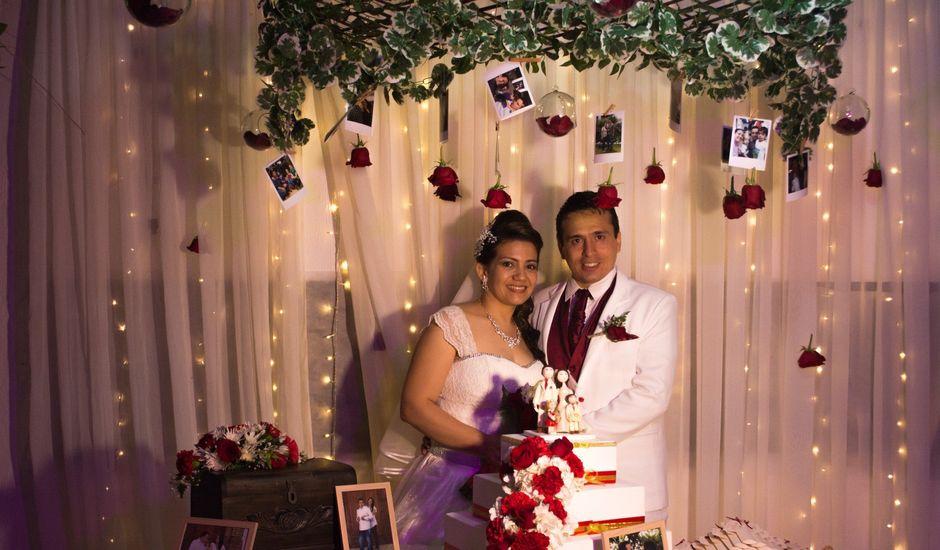El matrimonio de John y Mónica en Cali, Valle del Cauca