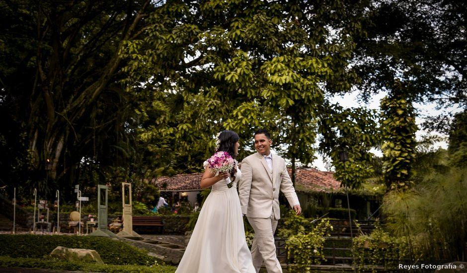 El matrimonio de Sebastián y Daniela en Cali, Valle del Cauca