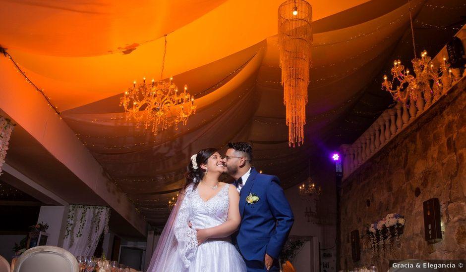 El matrimonio de Alejandro y Milena en Bogotá, Bogotá DC