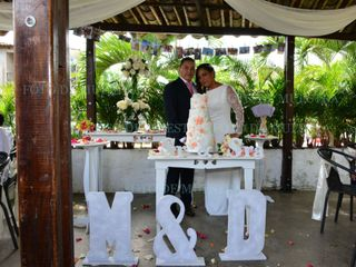 El matrimonio de María Inés y Diego Fernando 2