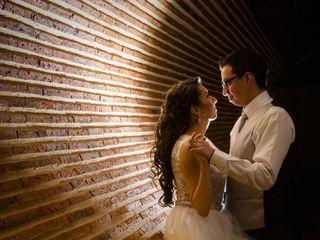 El matrimonio de Laura y Alejandro