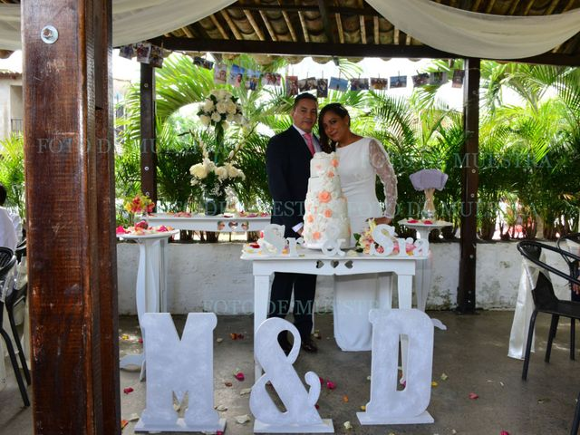 El matrimonio de Diego Fernando y María Inés en Jamundí, Valle del Cauca 1