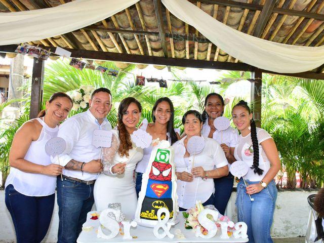 El matrimonio de Diego Fernando y María Inés en Jamundí, Valle del Cauca 6