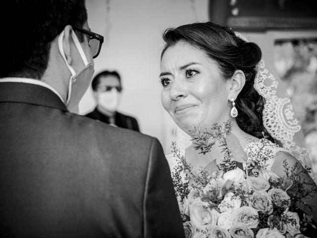 El matrimonio de Alejandro y Laura en Tibasosa, Boyacá 1