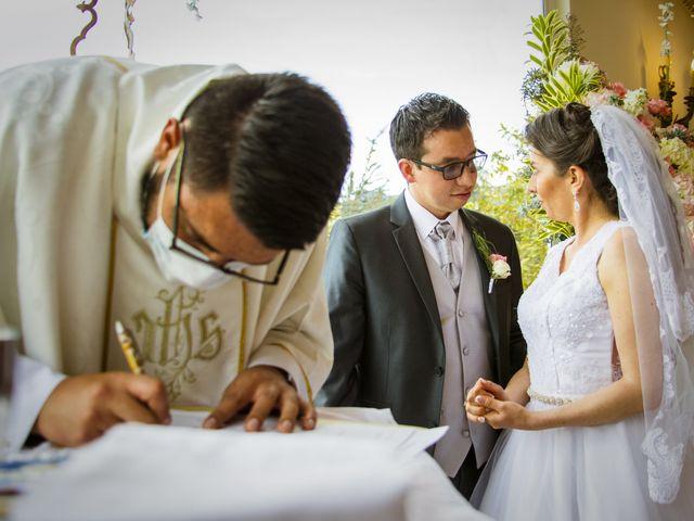 El matrimonio de Alejandro y Laura en Tibasosa, Boyacá 18