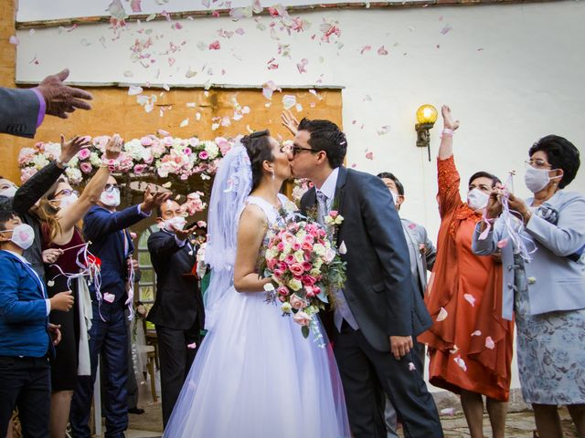 El matrimonio de Alejandro y Laura en Tibasosa, Boyacá 23
