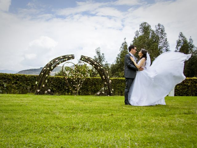 El matrimonio de Alejandro y Laura en Tibasosa, Boyacá 26