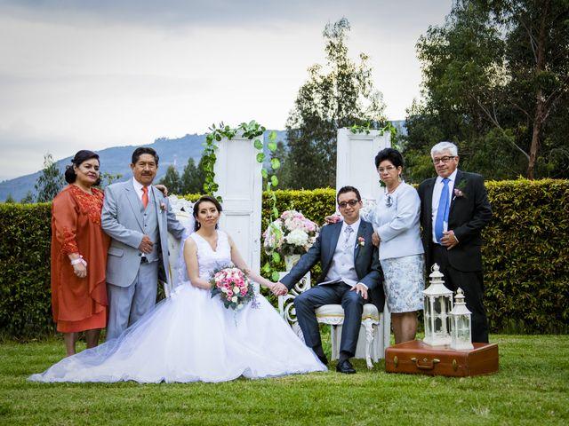 El matrimonio de Alejandro y Laura en Tibasosa, Boyacá 36
