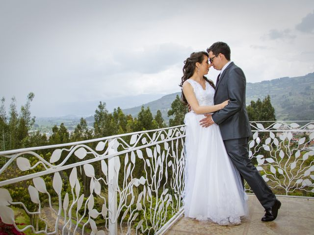 El matrimonio de Alejandro y Laura en Tibasosa, Boyacá 45