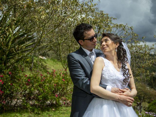 El matrimonio de Alejandro y Laura en Tibasosa, Boyacá 46