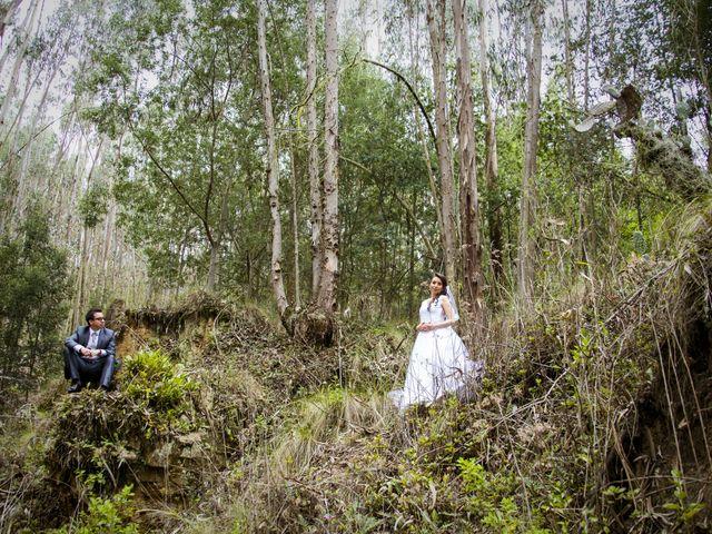 El matrimonio de Alejandro y Laura en Tibasosa, Boyacá 48