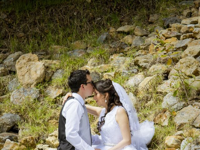 El matrimonio de Alejandro y Laura en Tibasosa, Boyacá 57