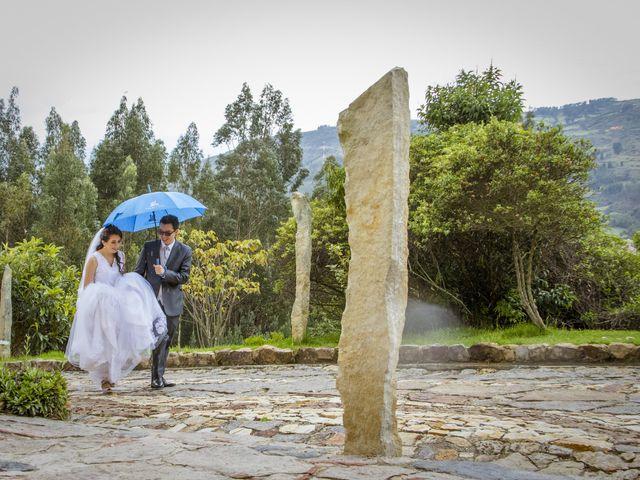 El matrimonio de Alejandro y Laura en Tibasosa, Boyacá 60