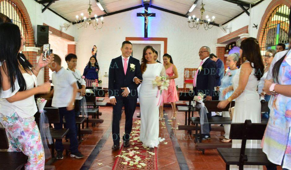 El matrimonio de Diego Fernando y María Inés en Jamundí, Valle del Cauca