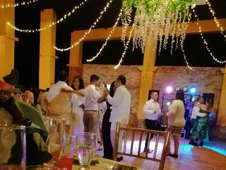 El matrimonio de Juan Alberto y Yuly Stepfany  1