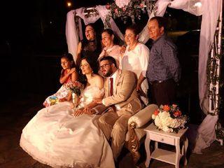 El matrimonio de Juan Alberto y Yuly Stepfany