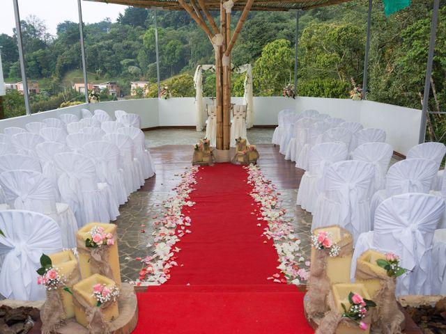 El matrimonio de Julio y Natalia en Medellín, Antioquia 11