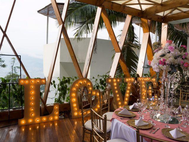 El matrimonio de Julio y Natalia en Medellín, Antioquia 15