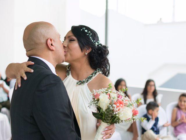 El matrimonio de Julio y Natalia en Medellín, Antioquia 17