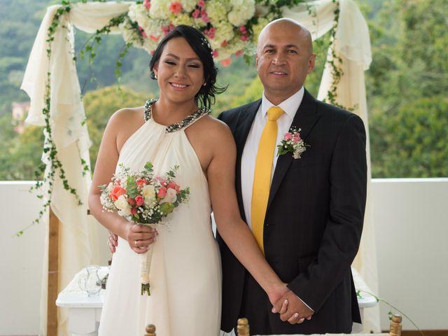 El matrimonio de Natalia y Julio