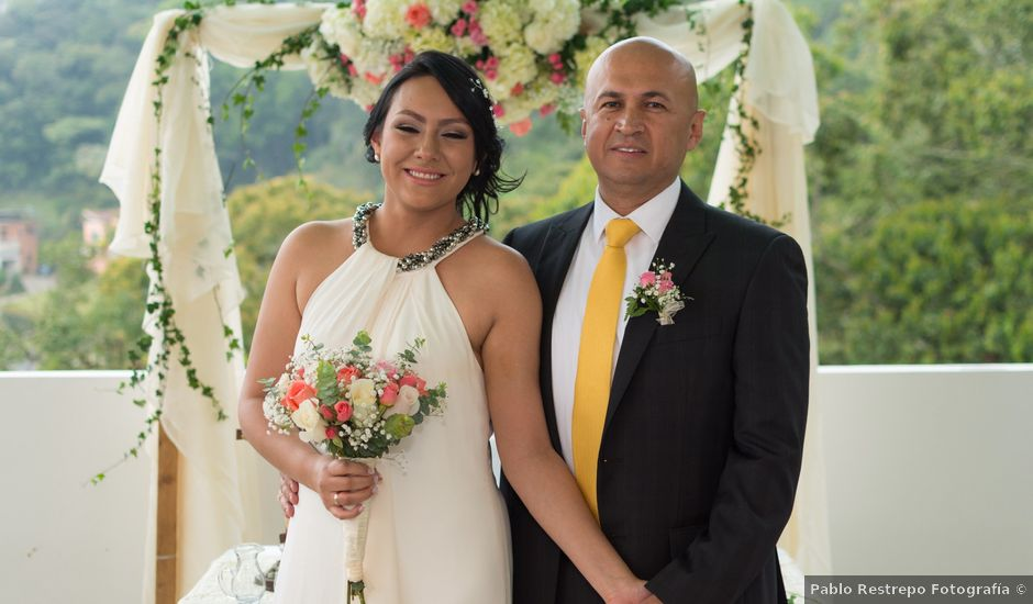 El matrimonio de Julio y Natalia en Medellín, Antioquia