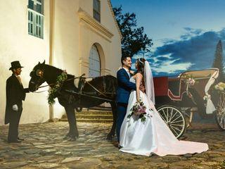 El matrimonio de Ángela y Alberto