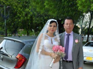 El matrimonio de Karolyne y andres 1