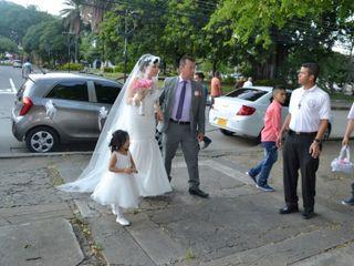 El matrimonio de Karolyne y andres 2